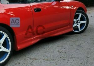 Side Skirts for Toyota Celica Curren ST205 Tuning AC