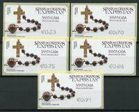 Portugal Stamps 2020 MNH Foundling Tokens Casa Misericordia Susana 5v S/A ATM