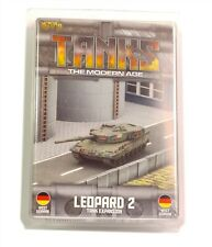 Gale Force Nine, Tanks The Modern Age Miniature Game, German Leopard 2, New