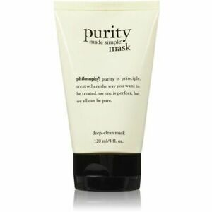 Philosophy PURITY MADE SIMPLE DEEP-CLEAN MASK  WB733 Brand NEW Free Shipping