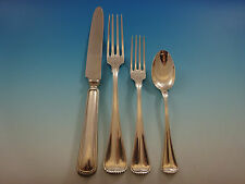 Milano by Buccellati & Others 800 Silver Flatware Set 6 Service 26 Pieces