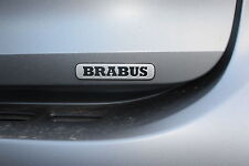 """Genuine Smart Fortwo Forfour (453) """"BRABUS"""" Rear Boot Badge Decal A4538171000"""