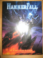DVD + CD Hammerfall - Rebels with a Cause HELLOWEEN ACCEPT JUDAS PRIEST RAINBOW