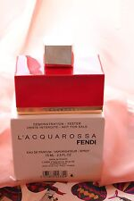 L'Acquarossa Fendi EAU DE PARFUM EDP 75 ML 2.5 OZ NEW IN BOX