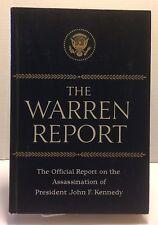 The Warren Report Presidents Commission Assassination JFK 1964 Signed Saul Pett