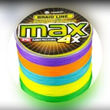 MAX 300M Modern Fishing Line Multifilament PE Braided Wires