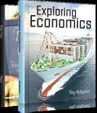 Notgrass Exploring Economics Hardcover Curriculum Package Highschool NEW!