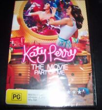 Katy Perry Part Of Me The Movie (Australia Region 4) DVD – New