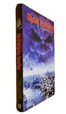 IRON MAIDEN Russian  Hard cover book