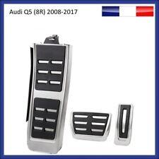Pédalier Alu Sport Audi Q5 (8R) automatique 2008-2017 (2 pédales + repose-pied)