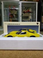 1/18 Auto Art Lamborghini Miura SV Yellow