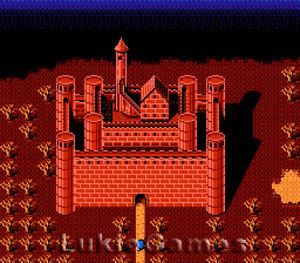 Adventures Of Lolo - Rare Original NES Nintendo Game