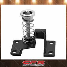 Fit 67-81 Chevy Camaro Billet Aluminum Black Upper Hood Latch