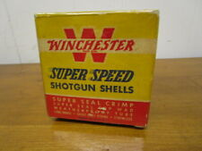 Vintage 1940's / 1950's Shot Shell Box ~ Peters - Winchester - Federal (07)