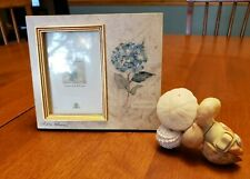 picture frame & shell night-light