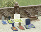 Busch HO Scale Rest In Pease #7662