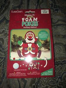 Santa Foam Pokes New