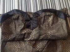 Pre-loved 100% Auth Miss Selfridges Stunning Dress. 10