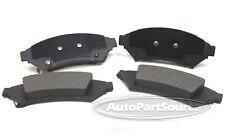 Disc Brake Pad Set-AWD Front Autopartsource CE1000