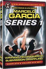 Marcelo Garcia Series 1: New Brazilian Jiu-Jitsu Dvds!