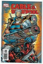 Cable & Deadpool If Looks Could Kill # 1 NM Marvel 1st Print 2004