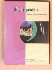 "RARE DVD DOCUMENTAIRE / JULIA EN PENICHE / LES ""MINI REPORTERS"" / TRES BON ETAT"