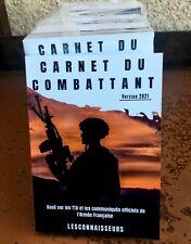Carnet du combattant, carnet de combat, receuil de connaissances militaires.
