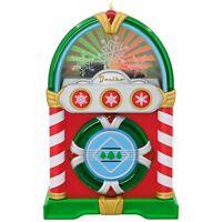 2017 Hallmark Jolly Jukebox Musical Ornament With Light