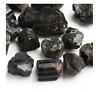 50 g/paquete de piedras preciosas cristal de turmalina negra Natural coleccion
