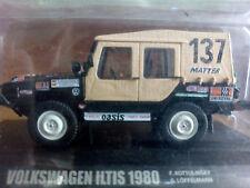 VW Iltis Paris Dakar 1980 1:43,vintage Diecast,New in box-OVP.perfect finish