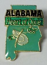ALABAMA STATE LAPEL PIN HAT TAC NEW