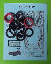 Stern AC / DC PRO pinball rubber ring kit