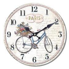 Paris Analogue Decorative Clocks