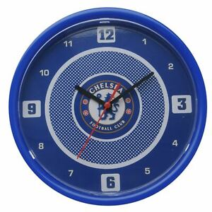 Chelsea FC Official Licensed Team Wall Clock