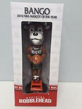 NIB 2010 Milwaukee Bucks Bango Bobblehead - Mascot of the Year