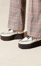 Free People Wide Eyed Platform Shoe by Jeffrey Campbell Size 7 $195