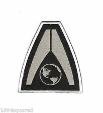 "Mass Effect 3 Systems Alliance 3"" Patch BioWare EA Iron on Sew New Mint on Card"