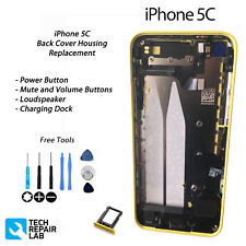 NEW Back Cover Housing Assembly Replacement Pre Assembled FOR iPhone 5C - YELLOW