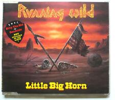 RUNNING WILD - Little Big Horn - 3-Track Maxi-CD