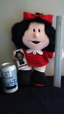 3 Piece  MAFALDA Doll 12 inch tall .2 Picture  Easels 9 inch tall. Add your pics