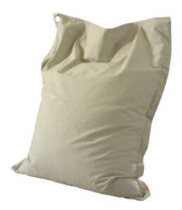 Powell Anywhere Lounger Bean Bag Natural 199-B016 Large.