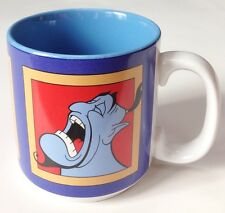 Disney Genie Aladdin Ceramic Coffee Mug Cup- Robin Williams