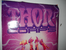 1994 THOR CORPS POSTER VF/NM