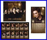 Poster Wall New Moon Twilight Edward Beautiful Jacob Calendar Neca Original