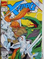 X-FORCE n°6 1992 ed. Marvel Comics [SA1]