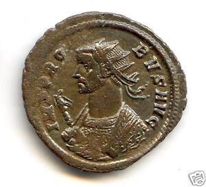 Probus (276-282) Antoninianus Rv / Soli Invicto Quality