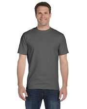 New Hanes Mens ComfortSoft Heavyweight 100% Cotton T-Shirt Tagless S-3XL 5280