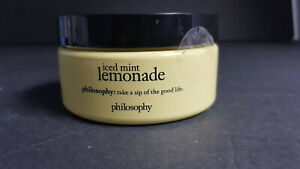 Philosophy Iced mint lemonade body souffle - 8 fl oz. 240 mL