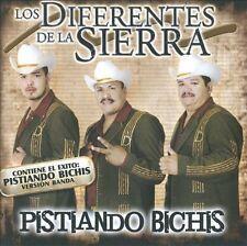 FREE US SHIP. on ANY 2 CDs! NEW CD Los Diferentes de la Sierra: Pistiando Bichis