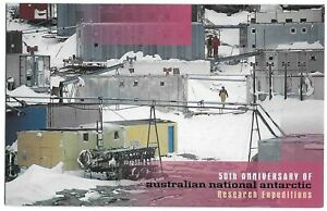 Australian Antarctic Territory 1997 Research Expeditions Pack Stamp D451